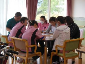 ホーム・訪問介護全体会議2