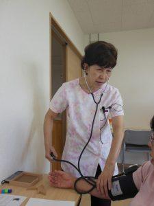 看護師山本