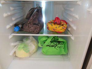 冷蔵庫弁当箱