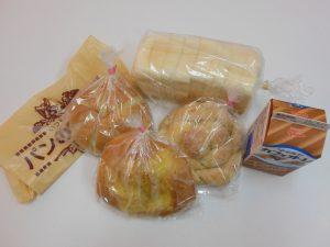 アリスのパン